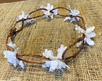 Childrens Flower Crown
