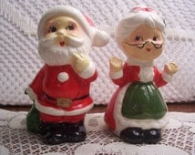Unique Mr And Mrs Santa Related Items Etsy