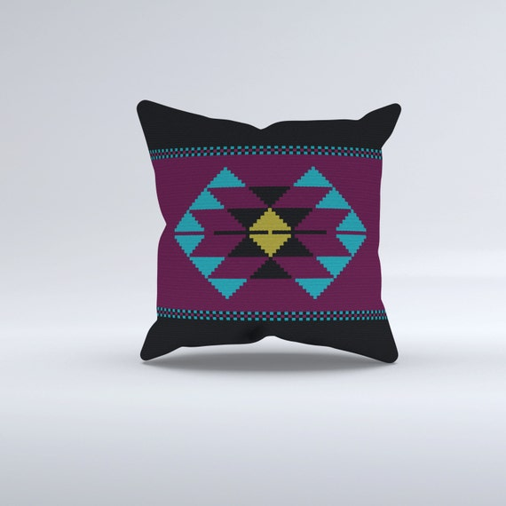 Eclectic Pillow Cases : Items similar to Boho pillow covers, bohemian inspired pillow cases, wool pillows, kilim pillow ...
