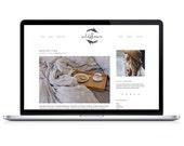 "wordpress theme template ""wildflower"" - stylish blog portfolio design"
