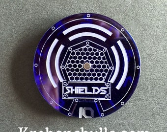 X Wing Shield Dial, your choice of blueOpaque Blue
