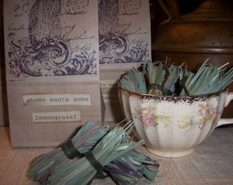 Organic Lemongrass Bundles