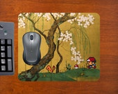 Mouse Pad - Pokemon Japanese Mashup - Charmander