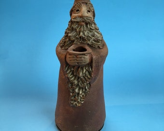 "8 1/2"" Wizard Infuser by Windriver Canadian Studio Art Pottery"