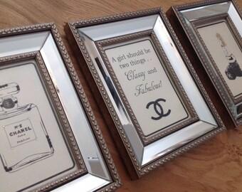 Chanel Classy & Fabulous Trio of Frames