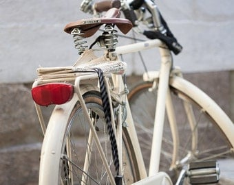 "Lucca, Italy ""bicycle"" - Fine art photography, travel photography, home decor"