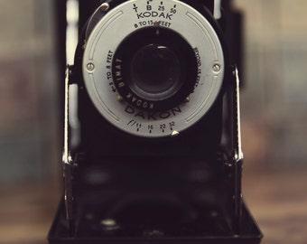 Kodak Dakon Folding Bellow Camera