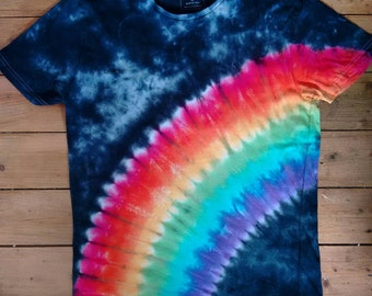 Tie Dye Rainbow Tshirt