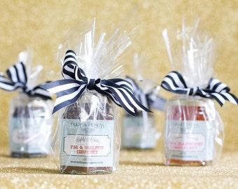 Fig & Walnut Chutney 5oz Mini Jar WEDDINGFAVOUR
