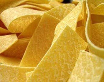 NEW! Fresh Handmade PAPPARDELLE Pasta in 7 flavors - 12oz.