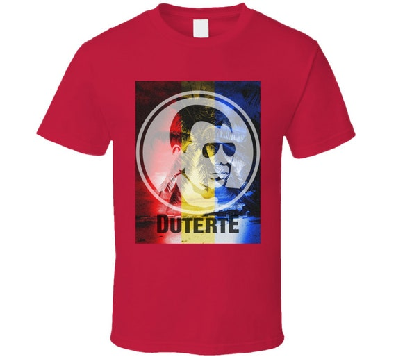 items similar to rody duterte 101 red t shirt on etsy. Black Bedroom Furniture Sets. Home Design Ideas