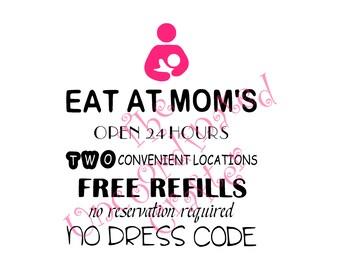 Eat at Mom's breastfeeding file