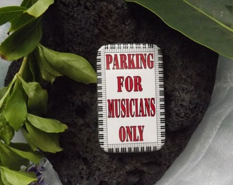 Music Magnet - Parking For Musicians