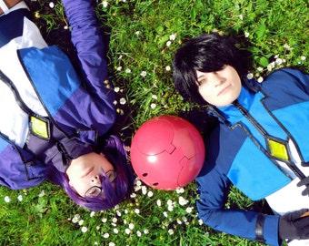 Gundam 00 cosplay - Setsuna F. Seiei Celestial Being
