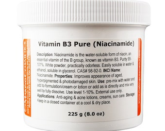 Vitamin B3 (Niacinamide)