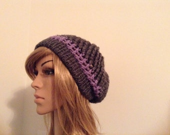 Beautiful beanie hat for winter