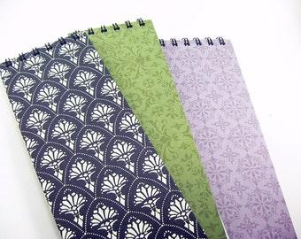 Magnetic Grocery List, To Do List, Black, White, Green, Purple, Grocery List Notepad, Grocery List, Shopping List, Kitchen Organization
