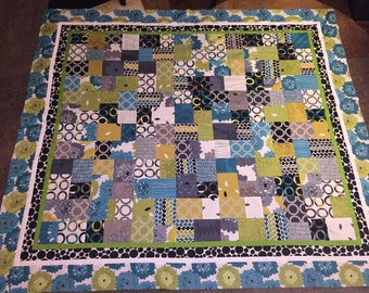 Quilt Top: Fresh Bloom