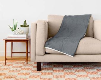 Gray Blanket, Gray Bedding, Gray Throw Blanket, Gray Fleece Blanket, Gray Bed Blanket, Gray Toss Blanket, Gray Throw Blanket, Gray Bedroom