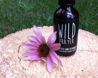 Wild Prayer Echinacea Flower Essence 2 oz.