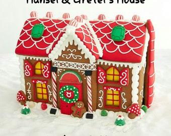Hansel & Gretel's House Candle Fragrance Oil ~ 1oz Bottle
