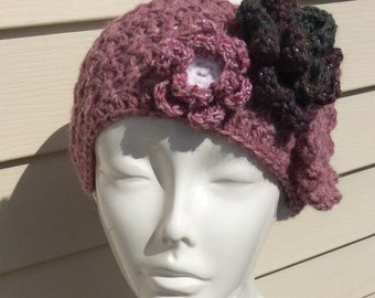 Girls Crochet Headband