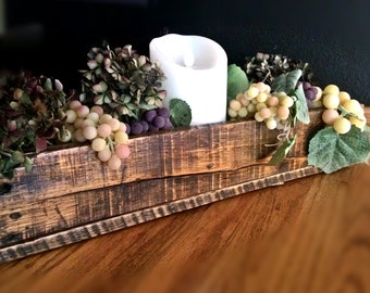 Rustic Decorative Pallet Box