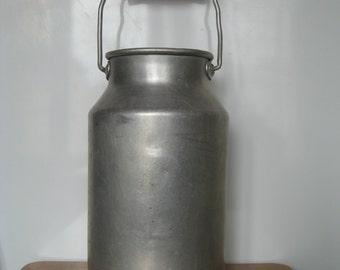 Vintage Soviet aluminum aluminum can . USSR. 1960-1970