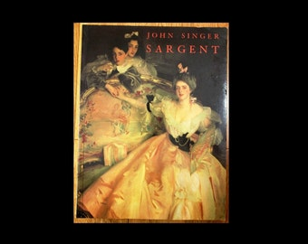 John Singer Sargent 1986 Whitney Museum of American Art Illustrated 295 Pages Biography and Study with Essays