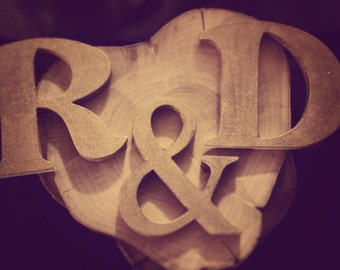 Letters and Initials