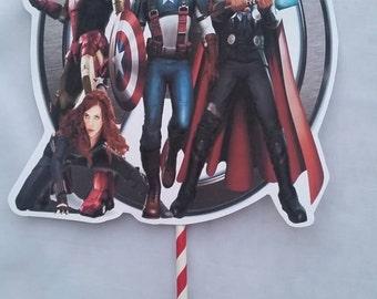 Avengers centerpiece