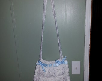 Crocheted Purse: Choose Any Colors!