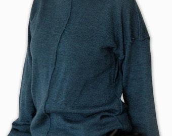 cowl neck sweaters/mock neck sweater/turtle neck sweater/crew neck sweater