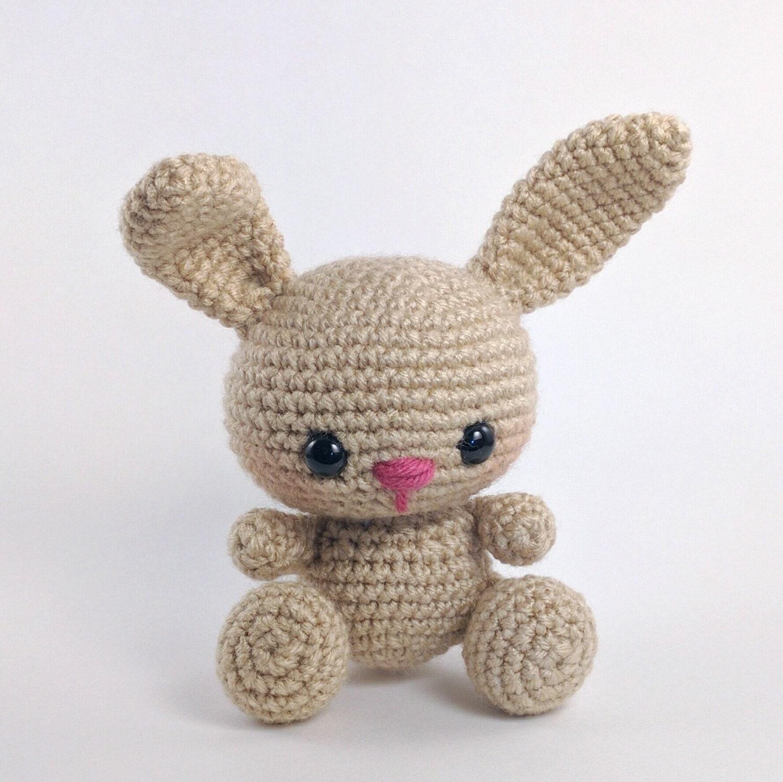PATTERN: Crochet bunny pattern amigurumi by ...