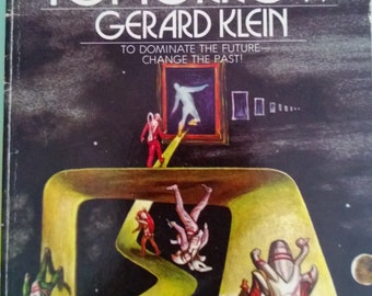 The Day Before Tomorrow by Gerard Klein 1972 Paperback Free Shipping