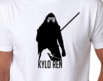 Kylo Ren Decal Etsy