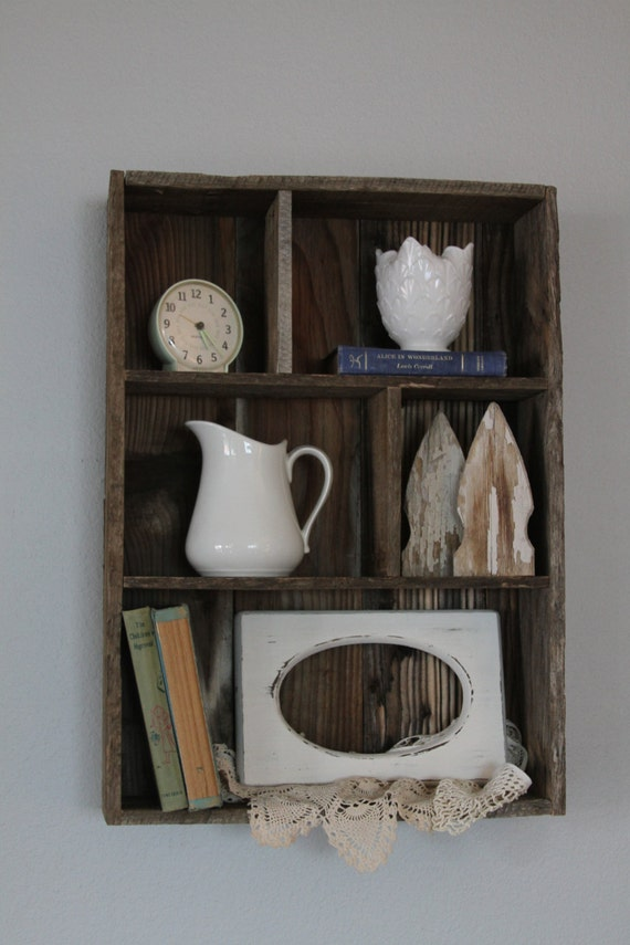Cool With Nine Uniform Natural Wood Shelves The Cubed Cubby Wall Shelf Is