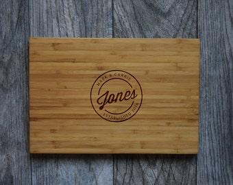 Custom Cutting Board, Engraved Cutting Board, Personalized Cutting Board, Engraved Cheese Board, Unique Cutting board, Cheese Board