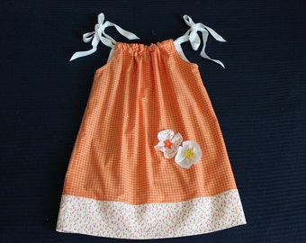 girls dress size 4 or 4T pure cotton