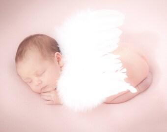 Angel Wings, Baby Angel, Newborn Wings, Newborn Photo Prop, Newborn Angel, Newborn Angel Wings, Newborn Costume, Newborn Baby Wings