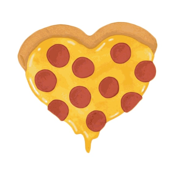 I Love You More Than Quotes: Heart Pizza Clip Art Pizza Clip Art Clip Art Pizza Pizza