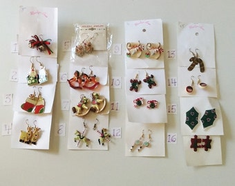 Christmas Miscellaneous Earrings
