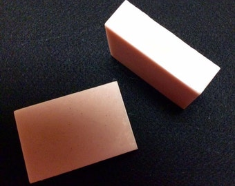 Rose Garden Clay -Glycerin soap - Detergent Free Soap