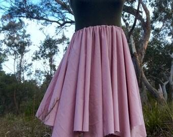 SALE Woodland fairy dress // tattered fairy costume // burning man