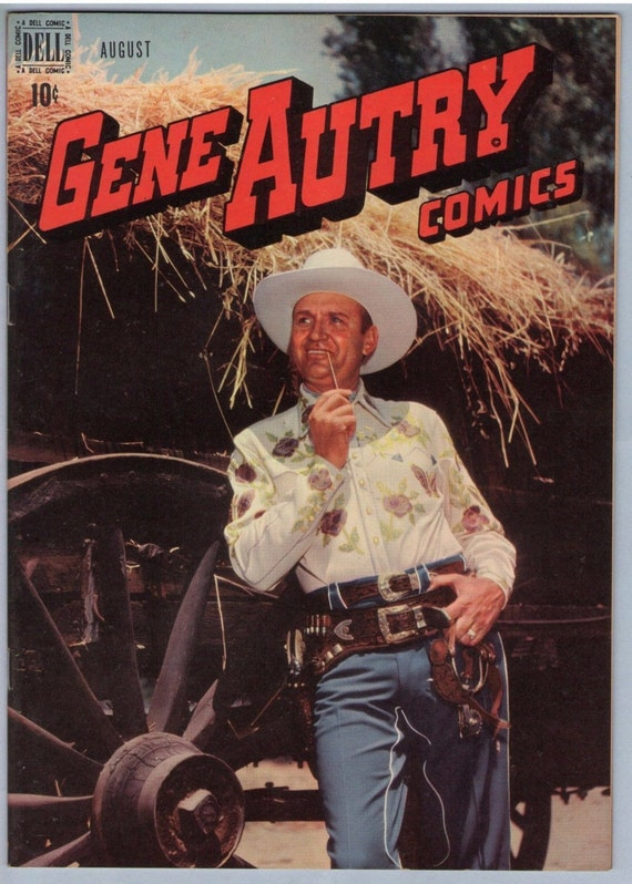 Gene Autry Comics 18 Aug 1948 NM- (9.2)