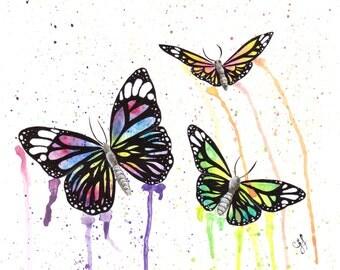 Art Print - Butterfly 5x7