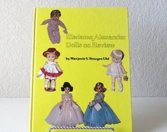 Madame Alexander, Doll Book, Madame Alexander Dolls, Madame Alexander Baby Dolls, Madame Alexander Cissy, Madame Alexander Dolls on Review