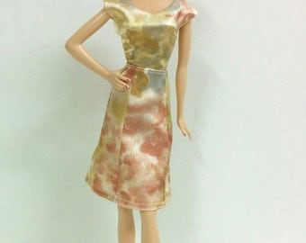 Satin Top & Skirt (for Model Muse Barbies)