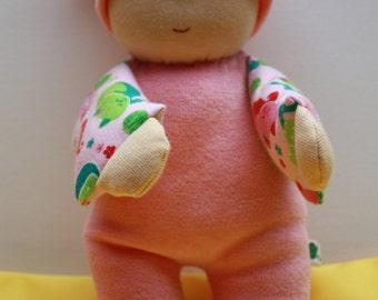 Doll Waldorf Handmade