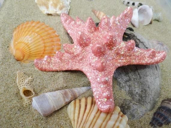 Hairclip I'm Really A MERMAID Starfish Star Fish Hair Clip Pin Hairpin Accessory Barrette Slide Comb Im Ariel Beach Shell The Little H014